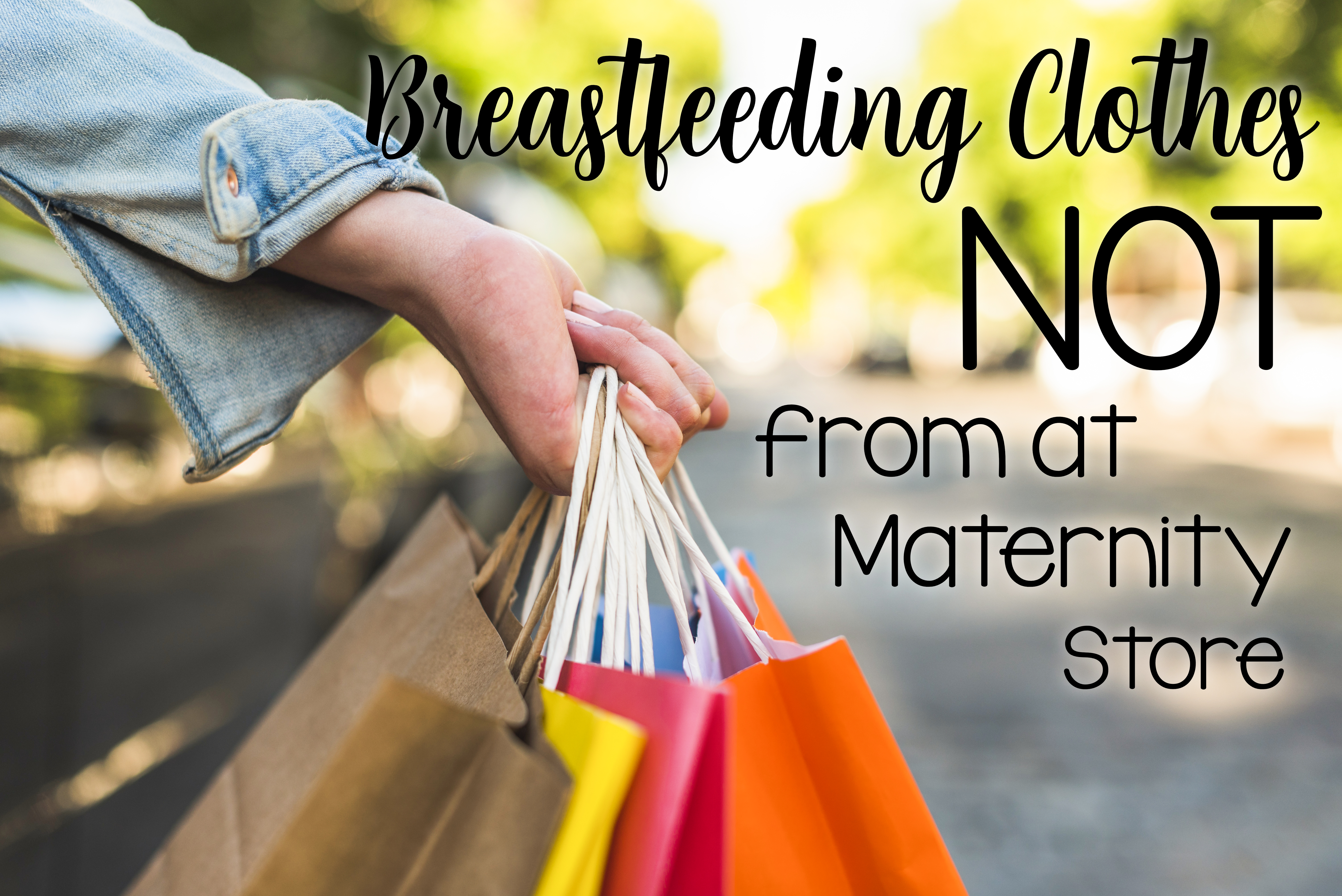 MaternityClothesNotfrom Mat Store