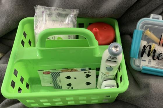 Infant Medicine Caddie
